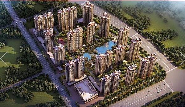 基坑工程:安庆恒大绿洲四期