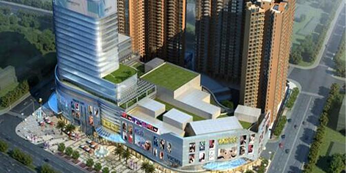 基坑工程:中山市世宝广场