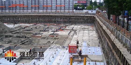 基坑工程的勘察与环境调查