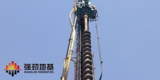 长螺旋钻孔灌注桩质量问题防治措施