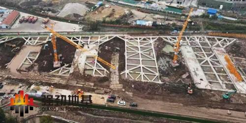 合同金额超一亿元、灌注桩、搅拌桩、旋喷桩:金地武汉兰亭大境K3项目