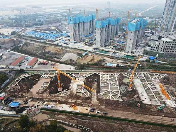 金地武汉兰亭大境K3基坑工程项目