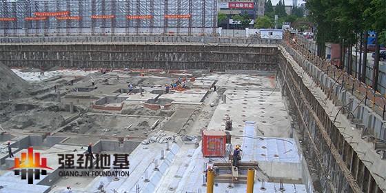 基坑围护桩类型的选择依据