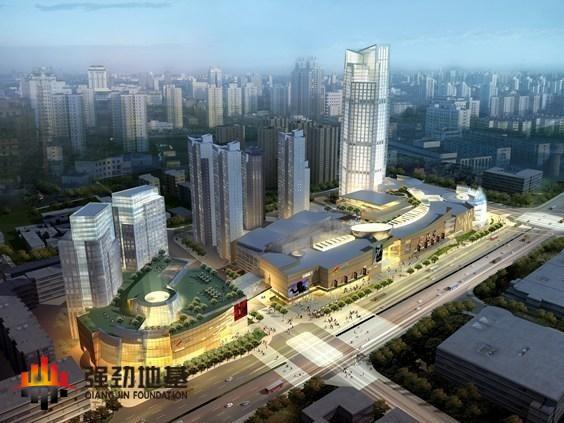 天津大悦城项目