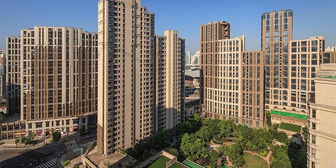 综合工程:上海中海万锦城