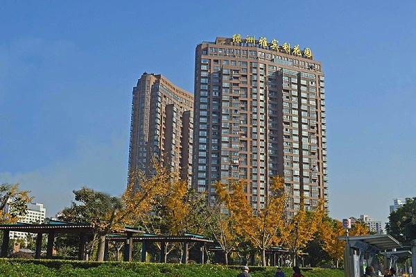 上海绿洲雅宾利花园