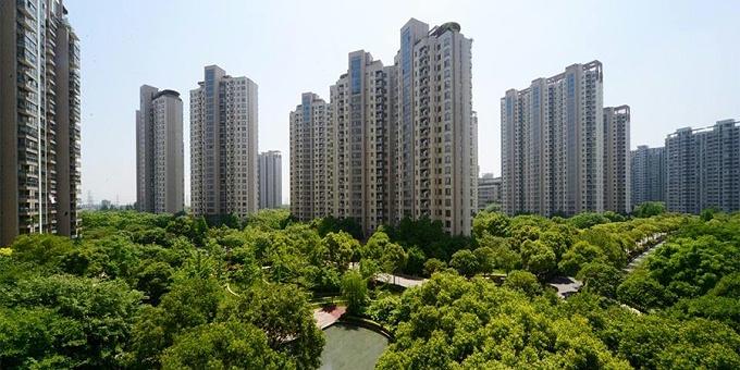 桩基工程:上海仁恒河滨城二、三期