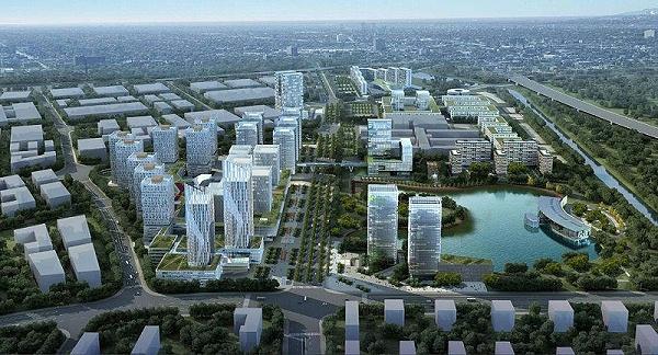 南京无线谷二期科技园