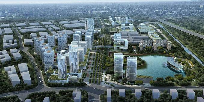 科技园区项目:南京无线谷二期科技园