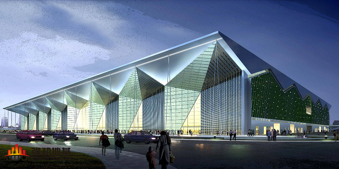 鲁班奖项目:上海世博会主题馆
