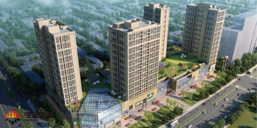 """北京市预应力鱼腹式基坑钢支撑项目获得首个""""扬尘治理'绿牌'工地""""称号"""