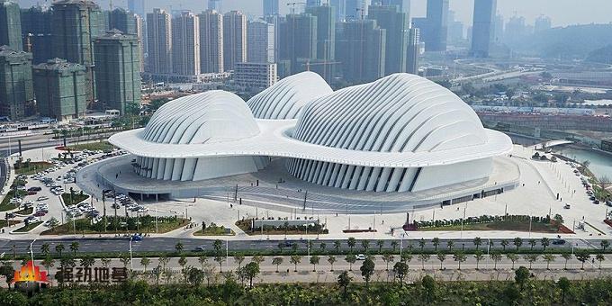 旋挖成孔:广西文化艺术中心