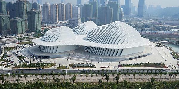广西文化艺术中心桩基工程
