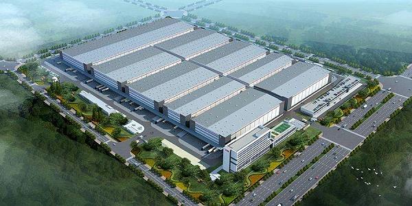"""京东上海""""亚洲一号""""物流中心技术咨询、方案优化桩基工程"""