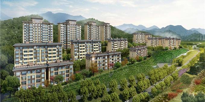 预应力鱼腹式基坑钢支撑:宁波恒大山水城