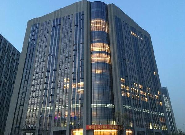 中国医药城商务中心项目