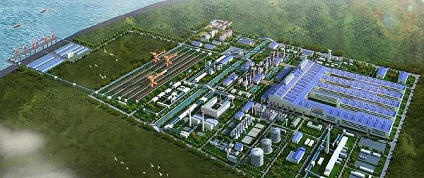 广东金晟兰冶金科技有限公司短流程优特钢项目