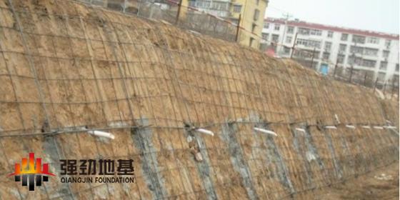 土钉墙基坑支护技术