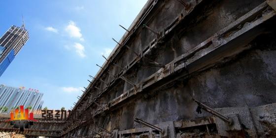 支护结构的内支撑体系-竖向斜撑体系
