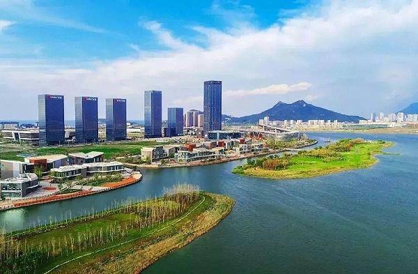 基坑工程:连云新城商务公园