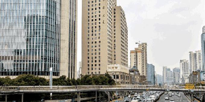基坑工程:上海城市新汇商办项目