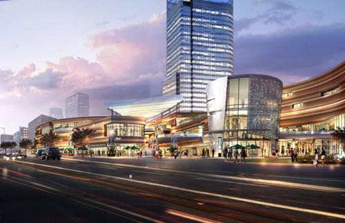 基坑工程:上海市青浦区富绅商业中心项目
