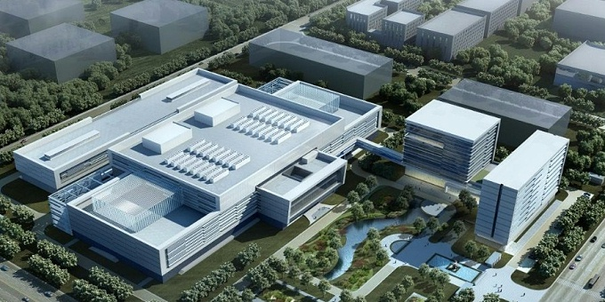 桩基+基坑工程:上海交通银行新同城数据中心
