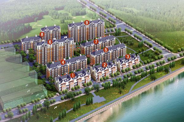 桩基+基坑工程:上海风荷丽景