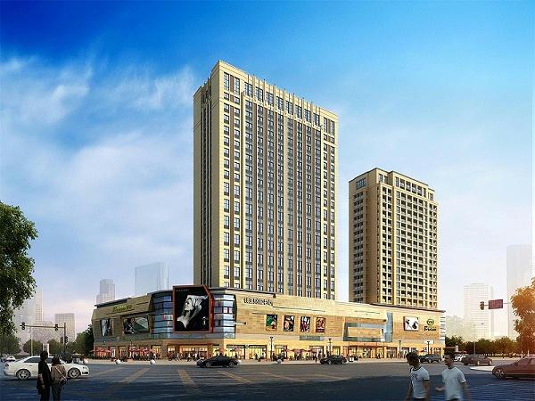 基坑工程:临安钱王·铂金大厦项目