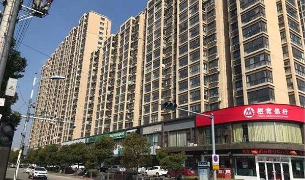 基坑工程:靖江凯旋国际广场